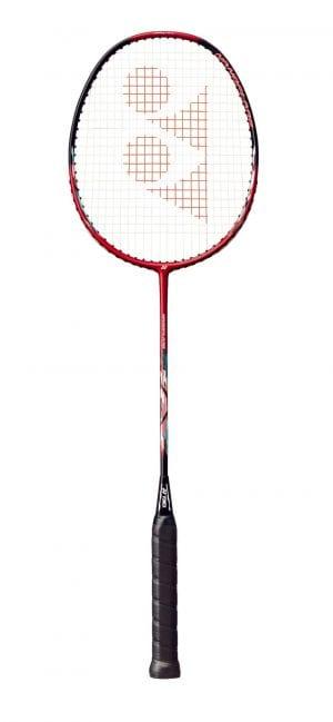 Yonex Badmintonracket Nanoflare Drive is een koplicht badmintonracket ontworpen voor de beginnende- en gevorderde speler.