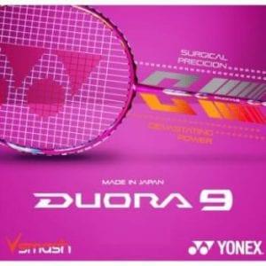 Yonex Duora 9