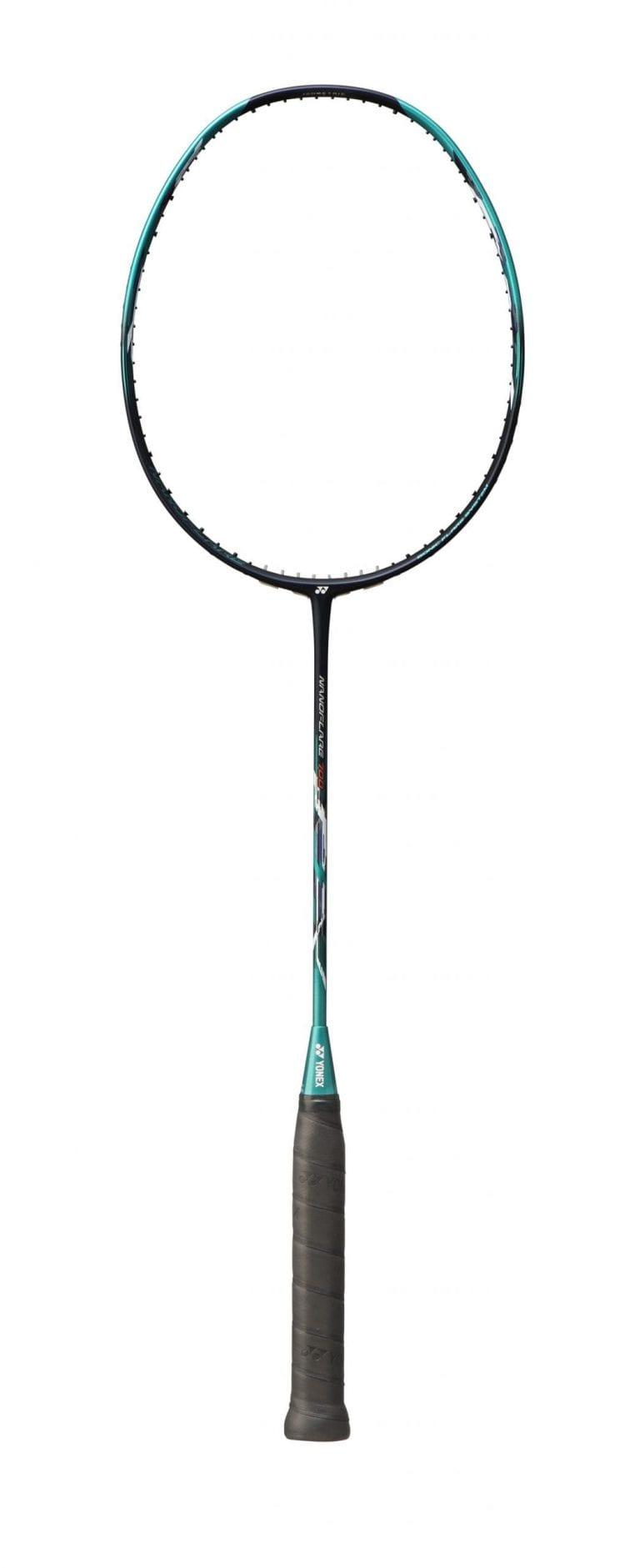 Yonex Badmintonracket Nanoflare 700 blauw-groen