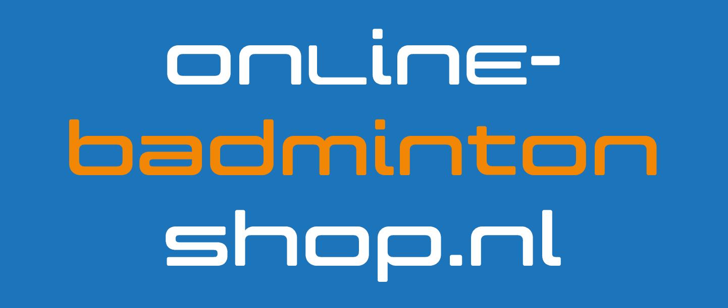 Logo online badmintonshop